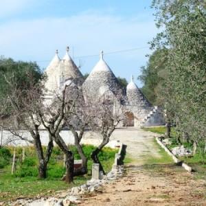 Property Puglia trulli