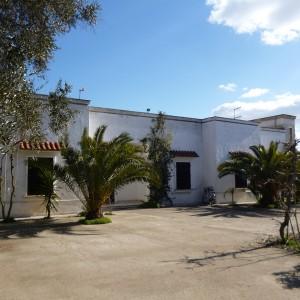 traditional villa