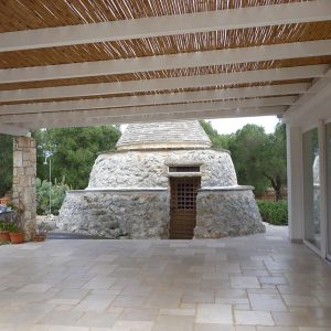 Villa with trulli for sale Carovigno